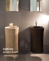 Lavoar NATIVO by AZZURRA CERAMICA