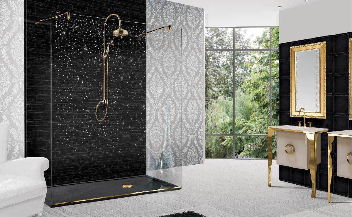 Panou dus fix serie Open Air Luxury by BOX DOCCE 2B